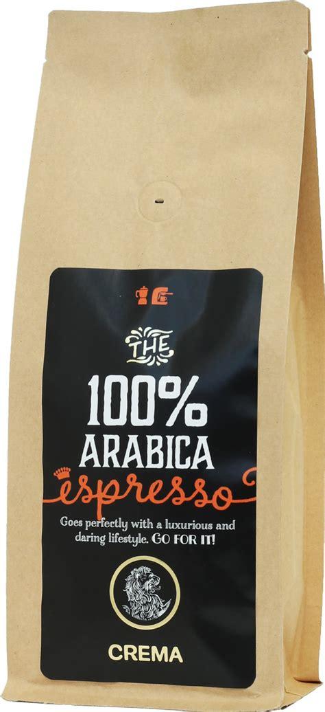 espresso beans 100 arabica crema espresso 100 arabica crema