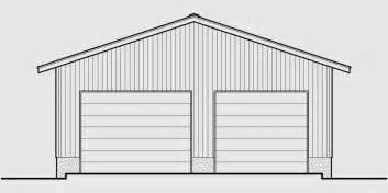 25 x 40 garage plans