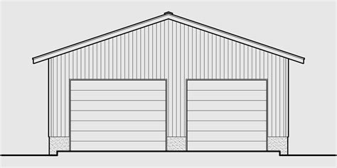 big garage plans large two car garage plans extra deep 2 car garage plans