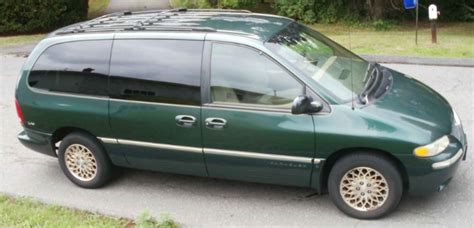 98 chrysler town and country 1998 chrysler town country owners manual chrysler