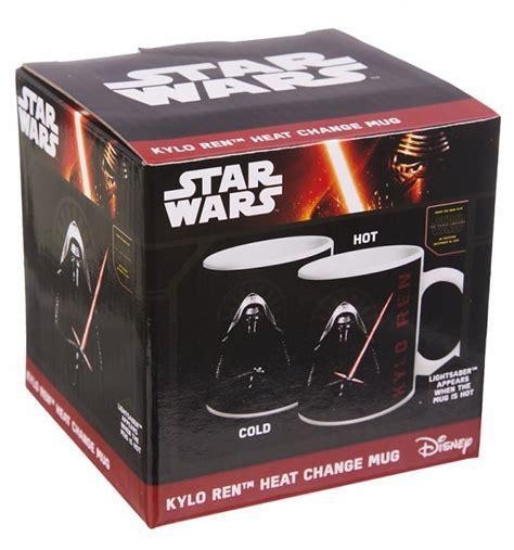 Heat Mug 7 Wars Episode Vii Kylo Ren Heat Change Mug