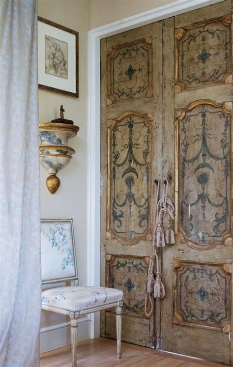 Vintage Interior Doors European Style Not Shabby And Doors On Pinterest