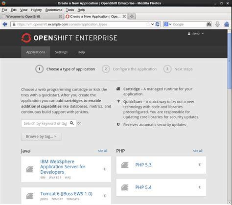 tutorial web service websphere ibm websphere application server on openshift v2 tutorial
