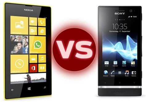 Nokia Lumia Android 520 nokia lumia 520 620 vs android samsung galaxy xperia