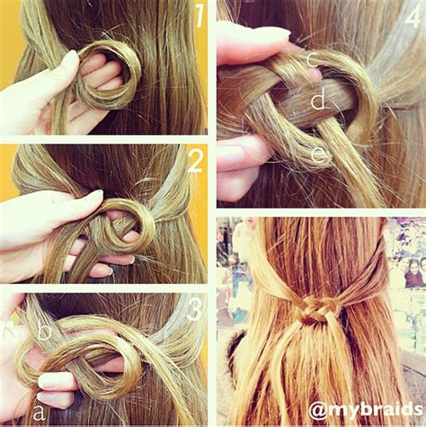 step by step hairstyles easy for kids easy hairstyles step by step for school google search