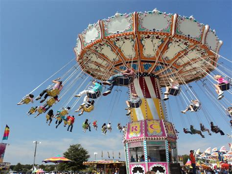 swing ride at fair swing ride by xjbirdx on deviantart