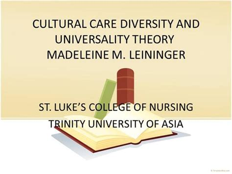 cultural care diversity and universality 52565046 cultural care diversity and universality theory