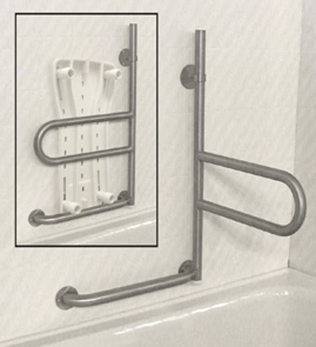 bathroom security bars 1000 ideas about grab bars on pinterest transitional