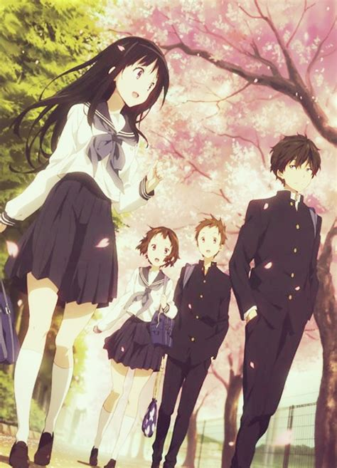anime hyouka hyouka review getting up early