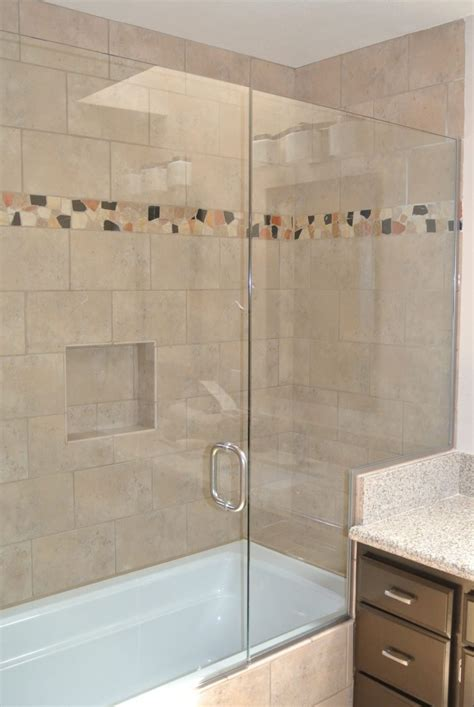 how to install a shower in a bathtub bathroom ideas beige ceramic bathtub wall surround
