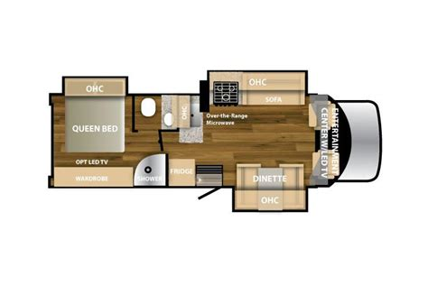 nexus rv floor plans inventory