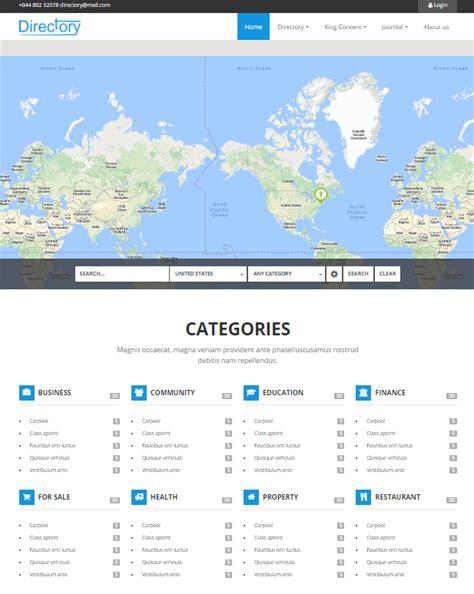 template joomla classifieds the 8 best joomla classified templates utemplates