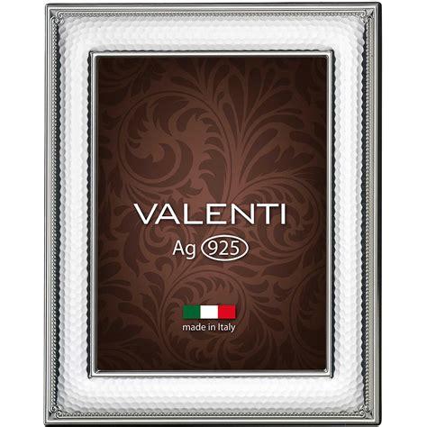 cornici in argento cornici valenti portafoto lucido arg 925 90401 5l