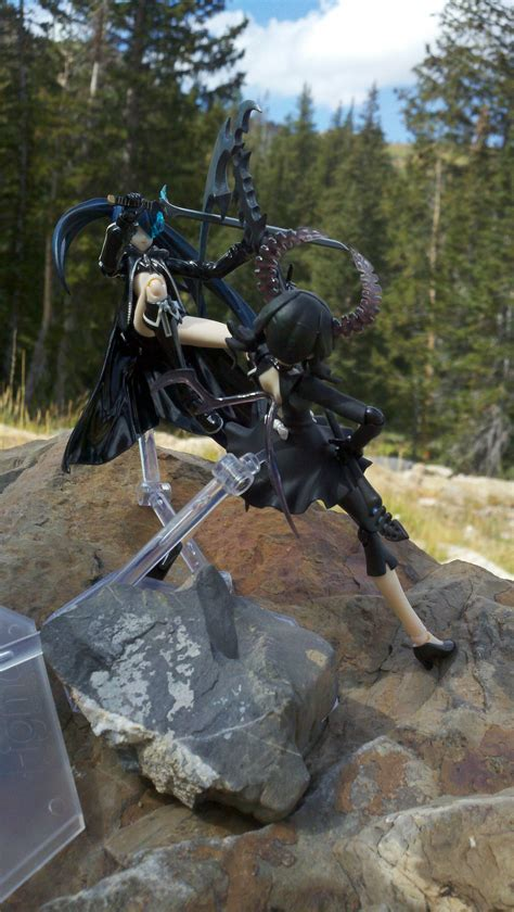 New Max Factory Figma Sp 013 Dead Master Black Rock Shooter Brs picture 293585 myfigurecollection net