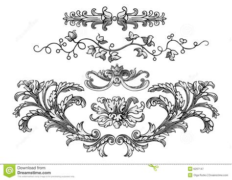 royal design elements vector royal design elements vector royalty free stock