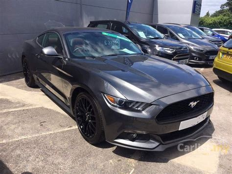 Ford Mustang 2 3 2016 ford mustang 2016 2 3 in kuala lumpur automatic coupe