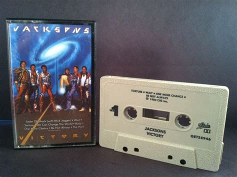 michael cassetta jacksons victory cassette michael pop soul the