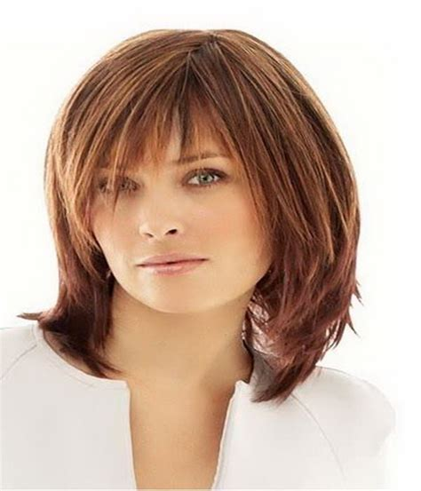 medium cut hairstyles com popular medium length haircuts 2015