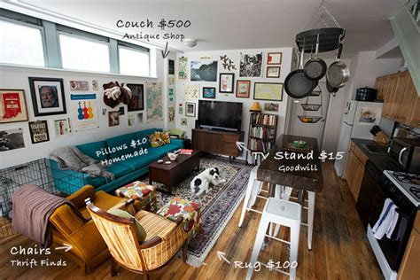 thrift store home design welcome to apartment goals