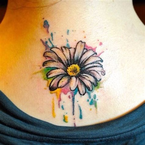 12 pretty daisy tattoo designs you may love pretty designs