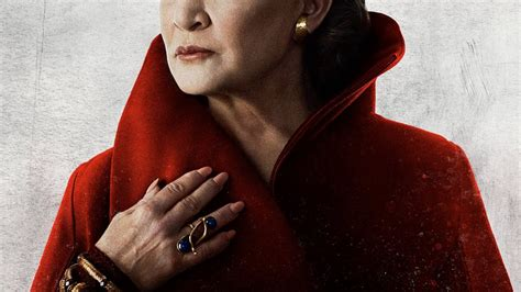 THE LAST JEDI Has New Space Jewelry Because of Carrie Fisher   Nerdist