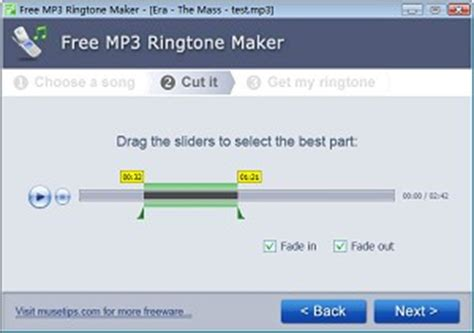 download all free mp3 cutter for pc musetips free mp3 editor software download