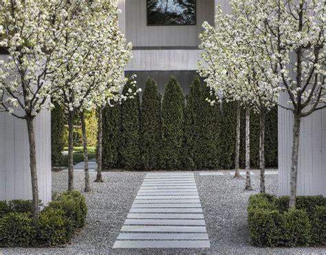 Ideen Für Gartenwege by Die Besten 25 Kies Garten Ideen Auf