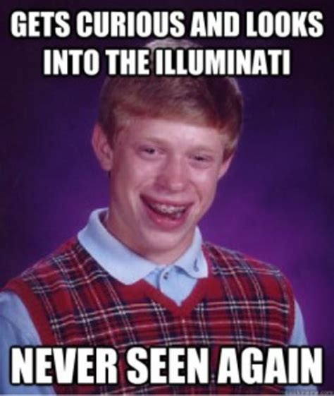 Illuminati Meme - image 494766 the illuminati know your meme