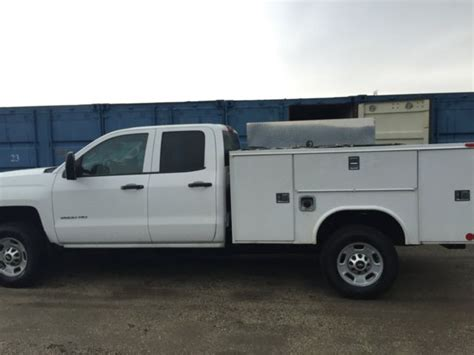 utility bed trucks 2015 chevrolet silverado 2500hd work truck service body