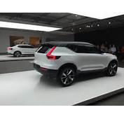Volvo Presenteert Vandaag In G&246teborg De Concept 401 En 402