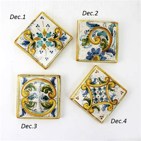 mattonelle 10x10 cucina piastrelle in ceramica piastrelle ceramica caltagirone 10x10