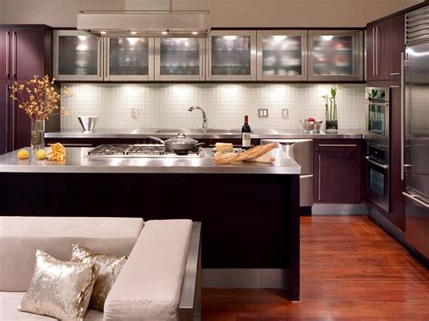 contemporary kitchen ideas 2014 small modern kitchen design ideas hgtv pictures tips hgtv