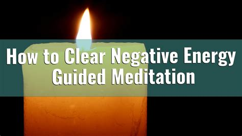 clearing negative energy clear bad energy images
