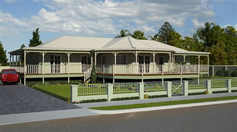 Replica Queenslander House Plans Escortsea Replica Queenslander House Plans