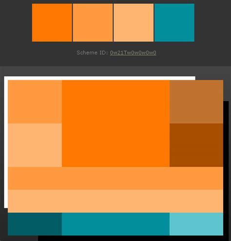 Passende Farbe Zu Orange by Passende Farben Finden Zusammenstellen Kostenlos