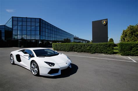 lamborghini headquarters 350 lamborghinis kick 2013 lamborghini 50th
