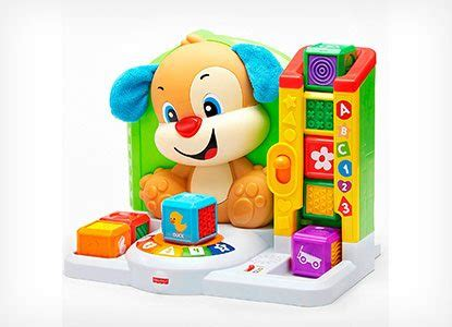 laugh and learn words smart puppy 100 brilliant toys for your toddler einstein notes