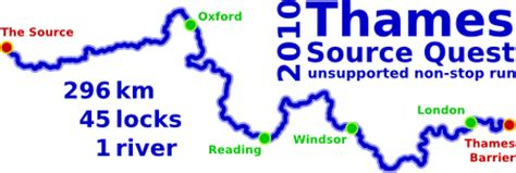 river thames journey from source to mouth tsq life is an ultramarathon