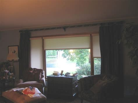large window treatment ideas 25 best ideas about large window coverings on pinterest