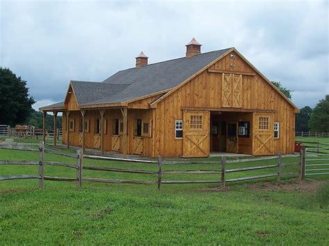 barn home blueprints