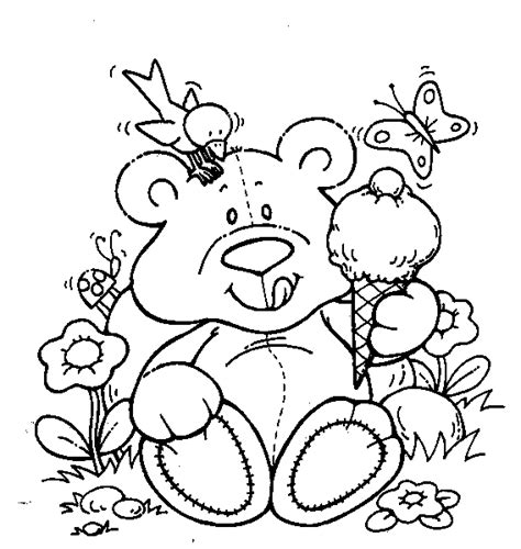 coloring pages printable teddy bear teddy bear coloring pages for kids coloringpagesabc com