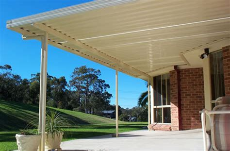 balcony awnings sydney patio awnings and atriums sydney spacespan