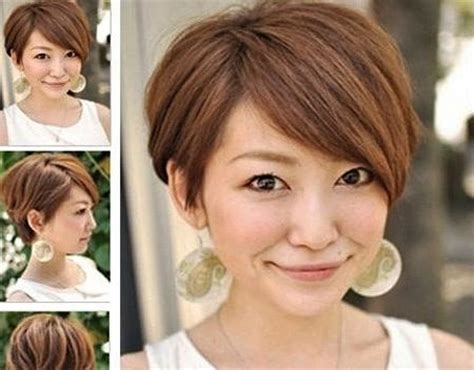 top 100 short hairstyles for round faces 2018 | hairstyles