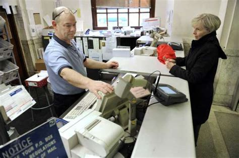 postal service sends questionnaire about closing danbury s post office newstimes