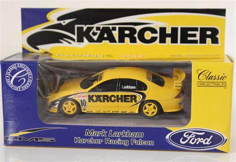 1:43 Mark Larkham 2002 Ford AU Falcon   Classic Carlectables