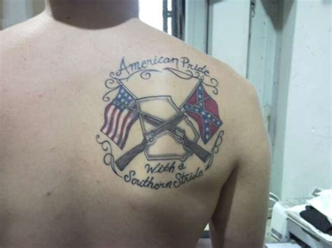 southern tattoos southern pride tattoos pictures to pin on