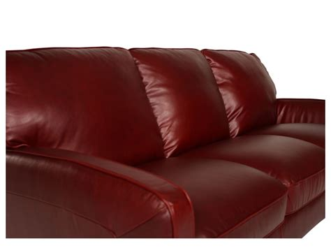 deep red sofa best 25 red leather sofas ideas on pinterest