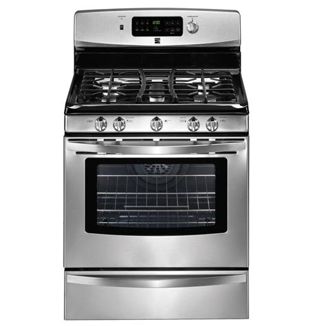 Kenmore Stove by Kenmore 72903 5 0 Cu Ft Freestanding Gas Range W