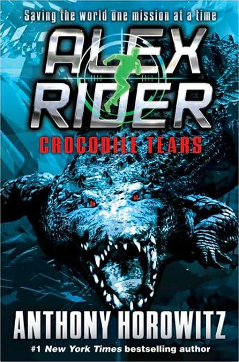 The Writer's Notebook: Alex Rider: Crocodile Tears