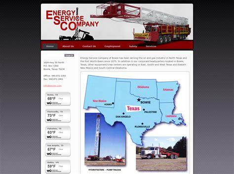 Sunpoint Tanninf Wichita Falls Application Energy Service Company Wichita Falls Central